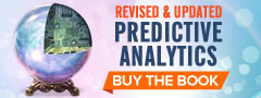 Predictive Analytics - the book